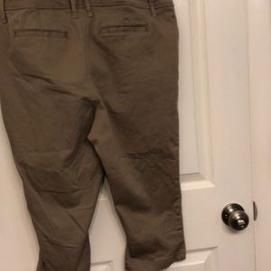 St. John's Bay Pants - 2/$15 🆕 St Johns Bay Taupe Khakis Size 14